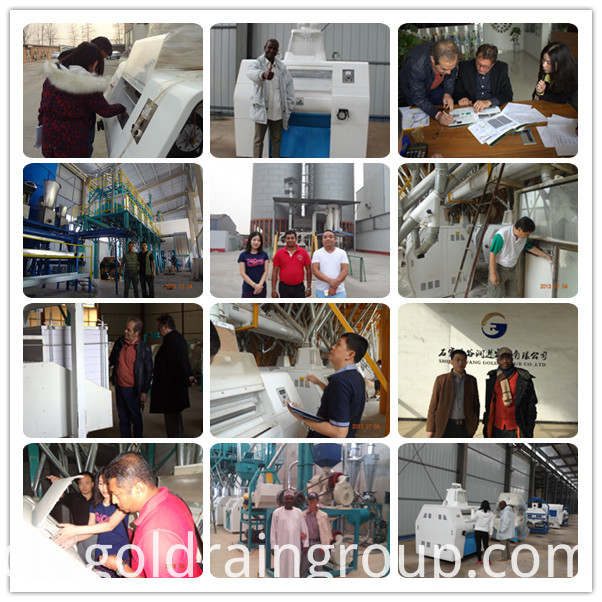 Flour-Milling-Machine