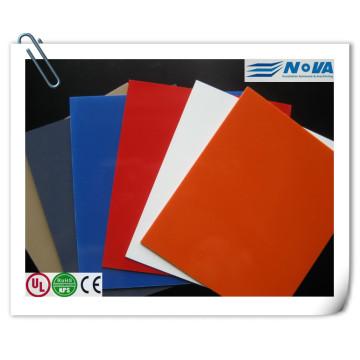 Цветной лист G10 для планок для серфинга