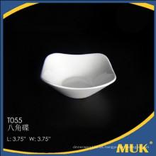 Porcelana, mercado, promoción, hotel, redondo, diseño, porcelana, sopa, cuencos