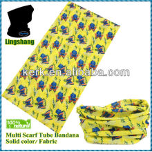 LSB62 Ningfbo Lingshang Multifunctional Seamless Headwear Scarf Bandana For Women