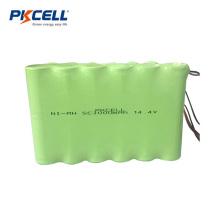 NI-MH SC3000MAH bateria recarregável de 14.4V para aspirador