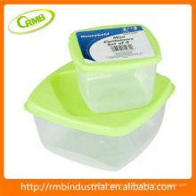 Caja de almacenaje cuadrada 4pcs (RMB)