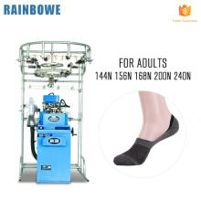 Socken Herstellung Maschine Preise zu machen, Dame und Männer unsichtbare Wollsocken