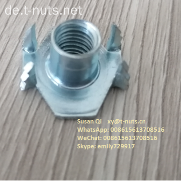 NHF Hopper Feed Nutensteine ​​Carbon Steel Nut