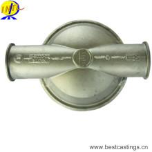 Valve en acier et acier en fonte spécialisée OEM