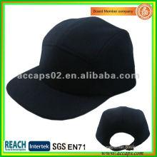 Chapéus personalizados de 5 painéis NC0009