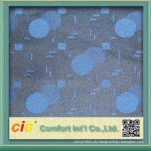 Mode neue Gestaltung ziemlich nützlich Jacquard Polyestergewebe für Bus und Auto-Sitzbezug