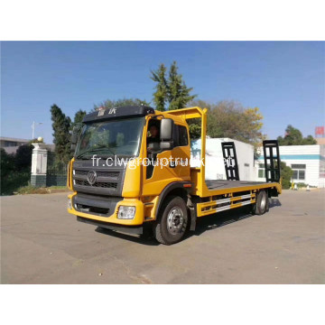4x2 low flatbed truck Engins de chantier