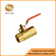 Lever Handle Brass Ball Valve (TFB-020-02)