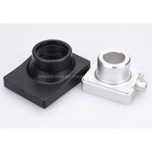 Hohe Präzision Aluminium Digitalkamera Zubehör von CNC-Teil