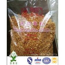 Granules d'ail frits Emballage en sac 500gram