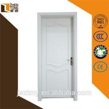 Cheap wholesale OAK frame Europe style modern wooden doors