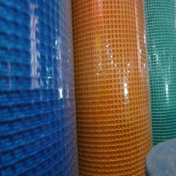 fiberglass mesh poly bag