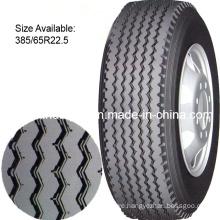 Heavy Radial Truck Tyre, Trailer Tyre (385/65R22.5)
