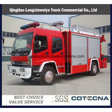 China Fire Emergency Rescue Fire Truck for Sale