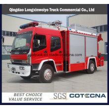 China Fire Emergency Rescue Fire Truck en venta