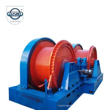 Guindeau électrique d'usine de treuil chinois du moteur électrique EW-027