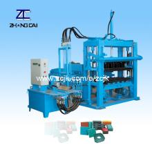 Máquina de ladrillos de bloqueo hidráulico de pavimentación (QTY3000)