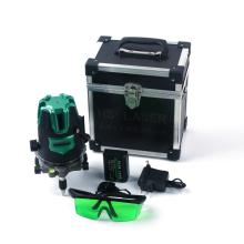 Super strong green laser level instrument