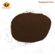 Market price iron remover filter media manganese sands