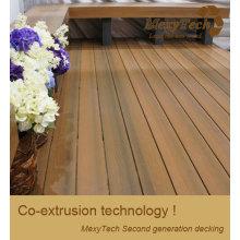 Hotel/Restaurant WPC Wood Decking Flooring, Interior and Exterior
