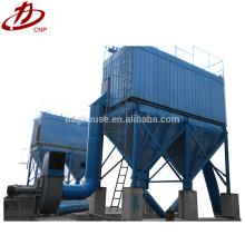 absorbedor de polvo de pulso industrial de baja presión