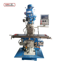 X6332 Low Price China New Brand Vertical Metal Conventional Turret Milling Machine for Sale