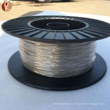 1мм переход температур от 25 до 40С черный и полированный форма нитинол памяти провода