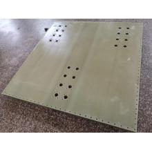 Pièces adaptées aux besoins du client par tissu époxyde de fibre de verre 3240