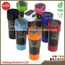 600 мл Шейкерная бутылка с контейнерами для таблеток (SB6001)