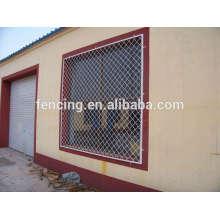 Malha de arame de grade bonita galvanizada ou cerca de Meg, redes para proteção de janelas