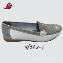 Senhora nova Loafer Shoes Sapatos de couro de lazer (SF01)