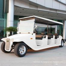 Marshell Marke 8 Sitze Elektro Classic Golf Buggy (DN-8D)