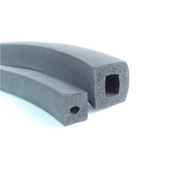 Tira de selo de espuma de borracha EPDM de extrusão personalizada