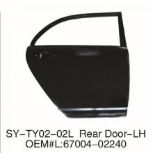TOYOTA Corolla 2002-2006 Rear Door-L