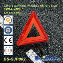 Consistentemente boa qualidade e preço especial Road Triangle Warning Sign