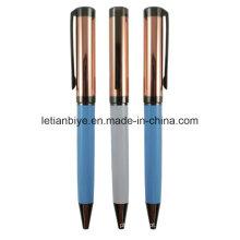 Venda por atacado da pena de esfera do cobre do metal (LT-D012)