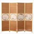 Chinoiserie Wood dubai room divider screen