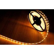 Amarillo 24W 335 SMD Tira de LED RGB flexible IP67 Tira de LED de rollo impermeable para luz de pasillo