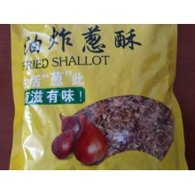Les échalotes frites produites par Hong Sheng Garlic Products Co