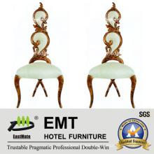 Silla atractiva del pasillo del hotel de diseño (EMT-HC30)