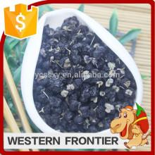 Vente en gros sec wolfberry nouvelle récolte noire goji berry