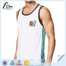 Mens Custom Gym Wear Reversible Basketball Jersey