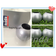 High Quality Golden Supplier Double Bonded Polyester Silver Metallic Powder Coating