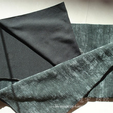 100% Polyester Heimtextilien Garn gefärbt Chenille Stoff