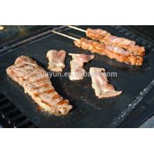 Conjunto de 2 resistente, não-Stick grelhar esteiras - 16 x 13 polegadas - uso em gás, carvão vegetal, grelhadores elétricos churrasqueira
