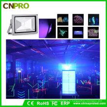 Lumière d'inondation UV de vente chaude de LED avec la longueur d'onde de 395 Nm