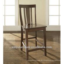 Mão de madeira alto banco fezes cadeira XYH1008