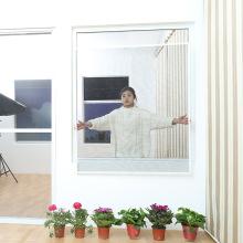 фиксированное окно экрана с крючками скотча