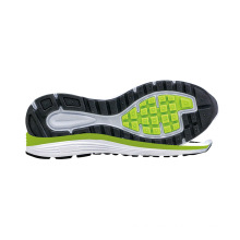 Round Head Sports Shoes Sole Wear-Resisting Suspension TPR Shoes Sole